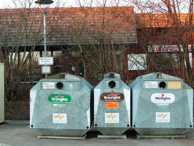 Gemeinde Grabenstetten Abfall